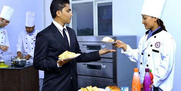 - Hotel Management Course