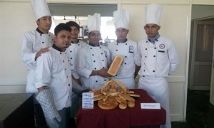 bread making at campus
